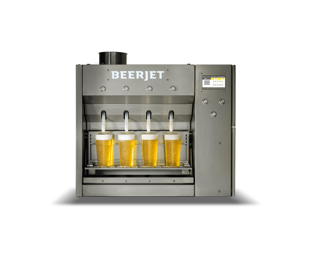 Beerjet 4, Dispenser, Beer Dispenser, Catering Dispensers