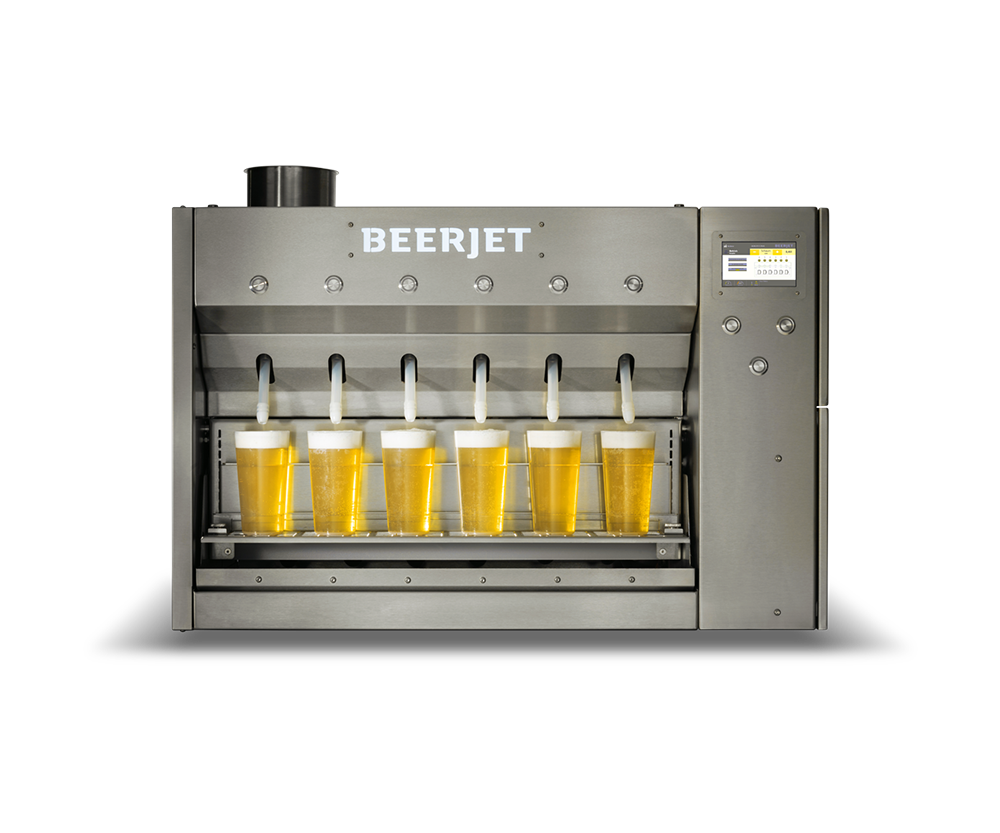 Beerjet 6, Dispenser, Beer Dispenser, Catering Dispensers